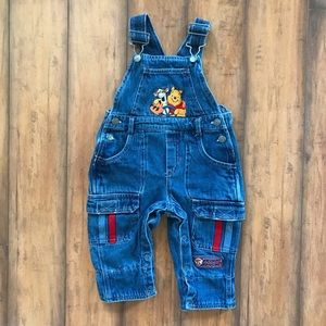 Winnie the Pooh Overalls